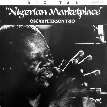 The Oscar Peterson Trio - Nigerian Marketplace
