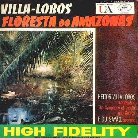 Villa-Lobos - 1959 - Floresta do Amazonas
