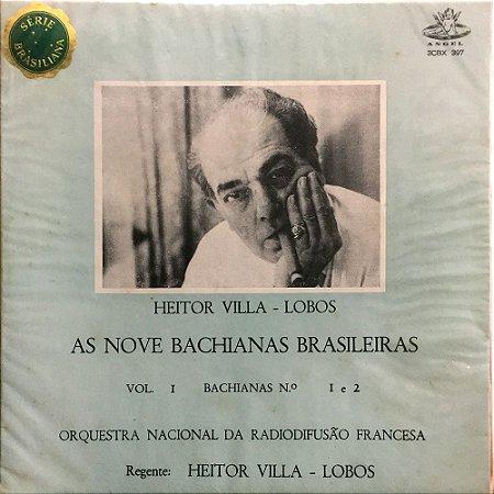 Villa-Lobos - As Nove Baquianas Brasileiras - Vol.01 - Bachianas 1 e 2