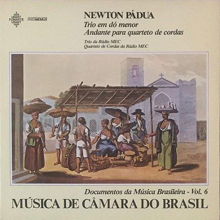 Newton Pádua - Música de Câmara do Brasil - Documentos da Música Brasileira Vol. 06