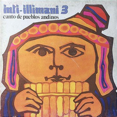 Inti-Illimani 3 - 1979 - Canto De Povos Andinos