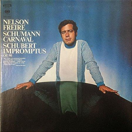 Nelson Freire - Schumann - Schubert - 1969 - Carnaval - Impromptus Op. 90
