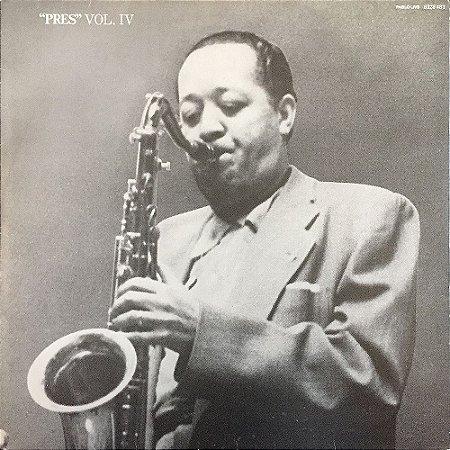 Lester Young - 1981 - Pres Vol. IV