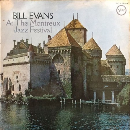 Bill Evans  - 1969 - At The Montreux Jazz Festival