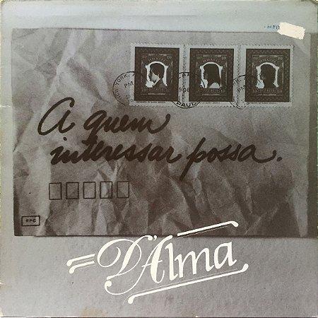 Trio DAlma - 1979 - A Quem Interessar Possa