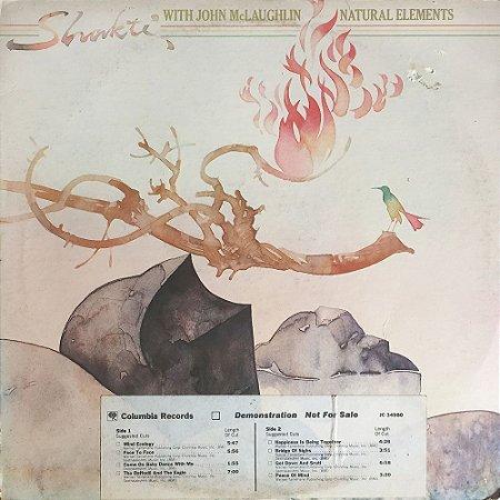 Shakti With John McLaughlin - 1977 - Natural Elements