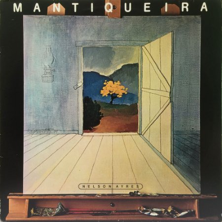 LP - 1981 - Mantiqueira - Nelson Ayres