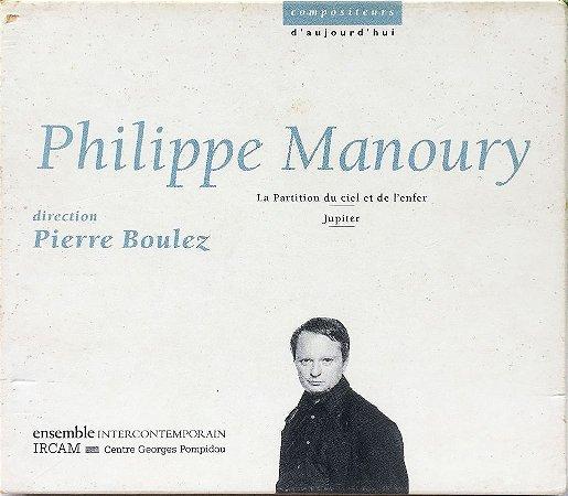 Philippe Manoury - 1997 - Compositeurs D Aujourd Huie - Direction Pierre Boulez