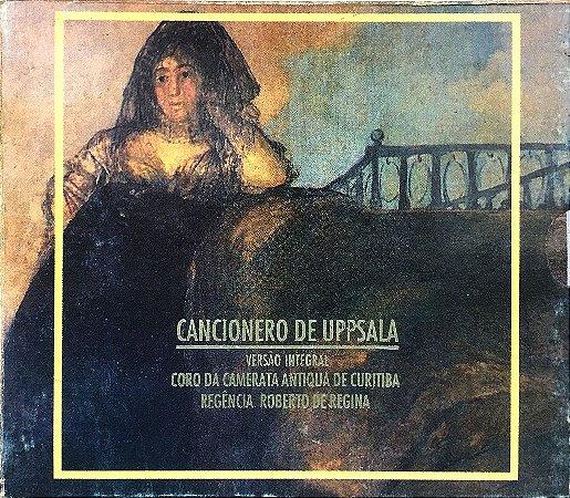 Cancionero de Uppsala - 1996 - Versão Integral - Coro Da Camerata Antiqua De Curitiba - Regência Roberto De Regina