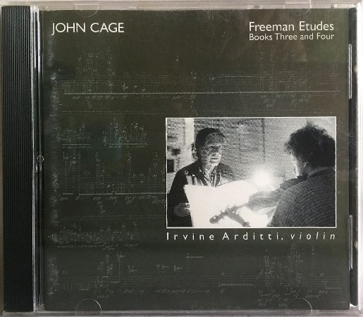 John Cage - 1994 - Freeman Etudes - Books Three And Four