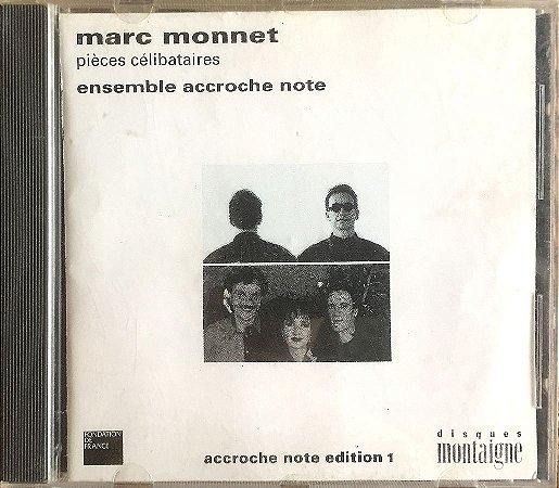 Marc Monnet - 1992 - Pièces Célibataires