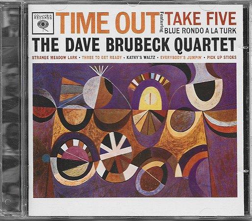 The Dave Brubeck Quartet - 1959 - Time Out