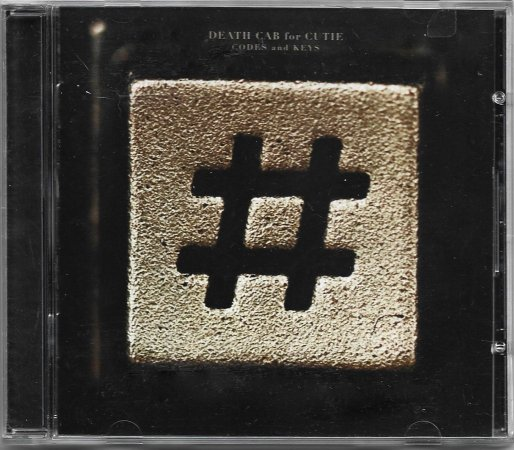 Death Cab For Cutie - 2011 - Codes And Keys