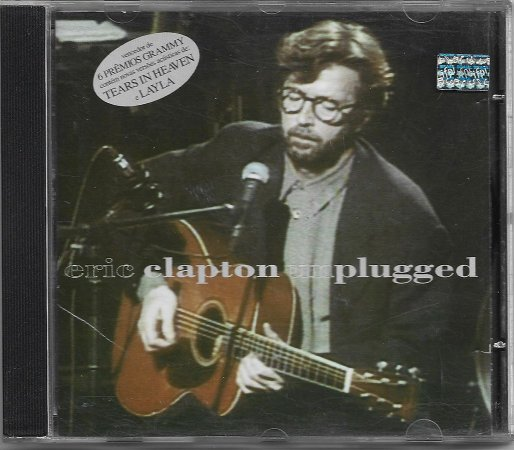Eric Clapton - 1992 - Unplugged
