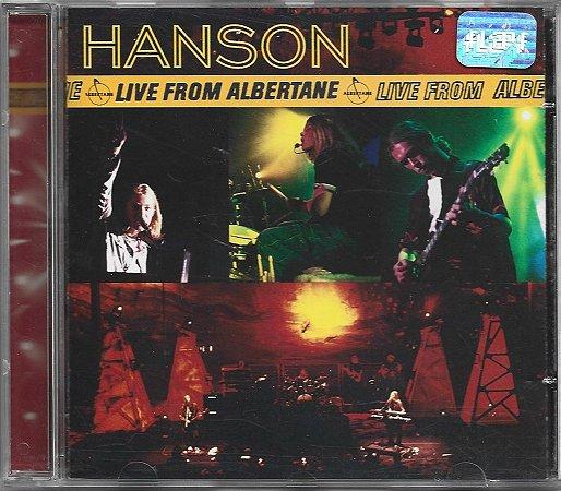 Hanson - 1998 - Live From Albertane