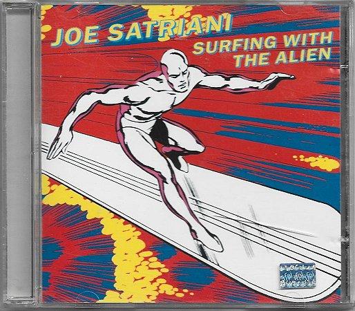 Joe Satriani - 1997 - Surfing With The Alien