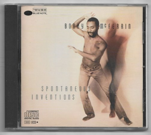 Bobby McFerrin - 1986 - Spontaneous Inventions - CD
