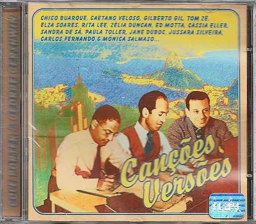 Cole Porter & George Gershwin - 2000 - Canções Versões (Vários Nomes da MPB)
