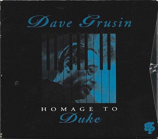 Dave Grusin - 1993 - Homage To Duke