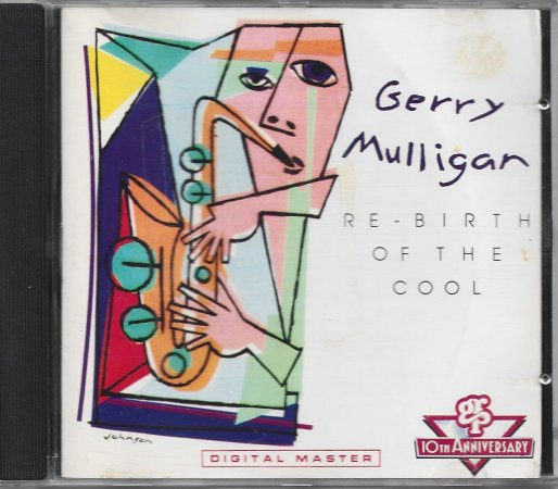 Gerry Mulligan - 1992 - Re-Birth Of The Cool