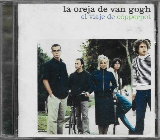 La Oreja De Van Gogh - 2000El Viaje De Copperpot