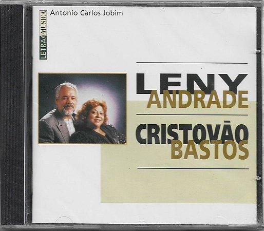Leny Andrade - Cristóvão Bastos - 2006 - Antonio Carlos Jobim - NOVO - LACRADO
