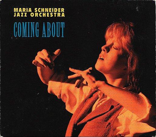 Maria Schneider Jazz Orchestra - 1996 - Coming About