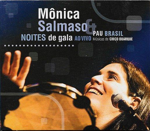 Mônica Salmaso - 2005 2009 - Noites De Gala Ao Vivo - Músicas De Chico Buarque - Pau Brasil
