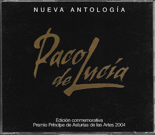 Paco de Lucia - 2004 - Nueva Antologia - Duplo CD