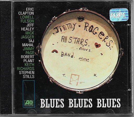 The Jimmy Rogers All-Stars - 1999 - Blues Blues Blues