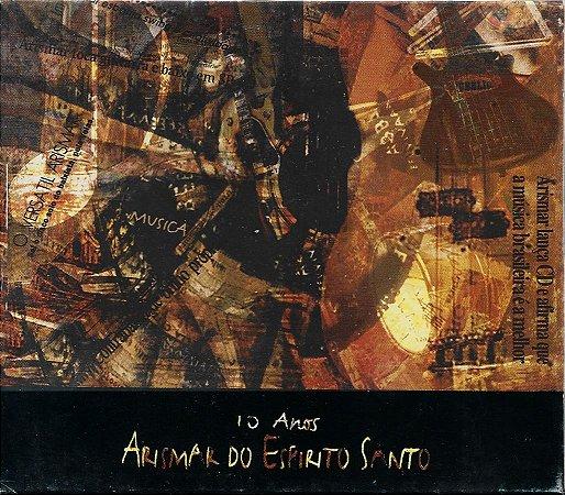 Arismar do Espírito Santo - 1998 - 10 Anos - NOVO