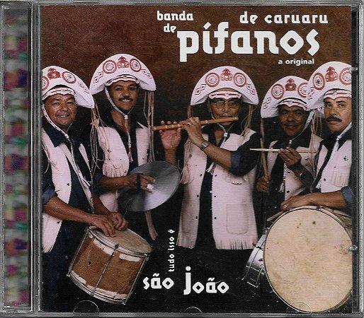 Banda de Pífanos de Caruaru - 1999 - Tudo Isso É São João