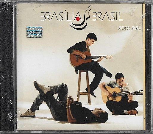 Brasília Brasil - 2001 - Abre Alas - NOVO - Hamilton de Holanda, Daniel Santiago, Rogério Souza