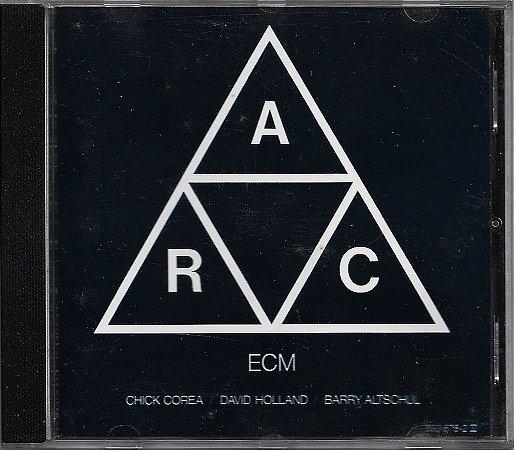 Chick Corea - Dave Holland - Barry Altschul - 1971 - A.R.C. - IMPORTADO