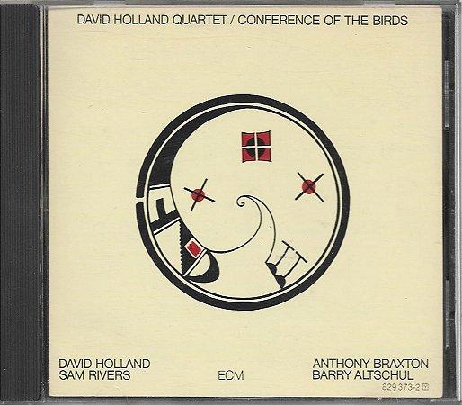 David Holland Quartet - 1973 - Conference Of The Birds - IMPORTADO