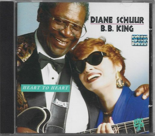 Diane Schuur - B.B.King - 1994 - Heart To Heart