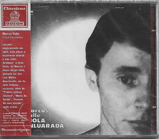 Marcos Valle -  1968 - Viola Enluarada - NOVO