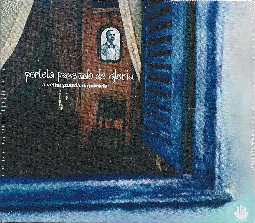 Velha Guarda Da Portela - 2009 - Potela Passado De Glória - NOVO
