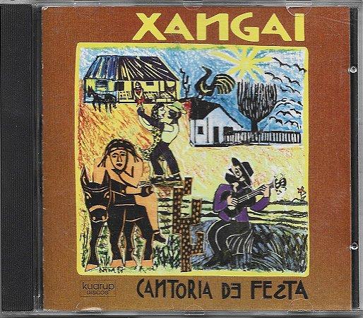Xangai - 1997 - Cantoria de Festa