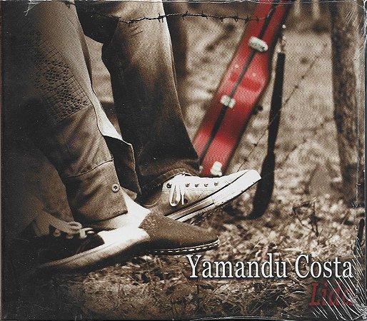Yamandu Costa - 2007 - Lida - NOVO
