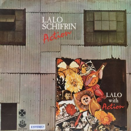 Lalo Schifrin - 1971 - Action