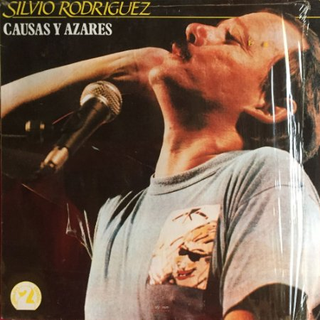 Silvio Rodriguez - 1986 - Causas  Azares