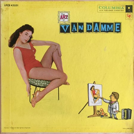 Art Van Damme Quintet - The Art Of Van Damme