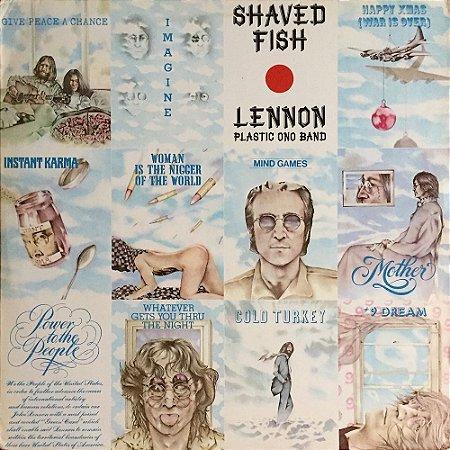 John Lennon - Lennon Plastic Ono Band - 1980 - Shaved Fish