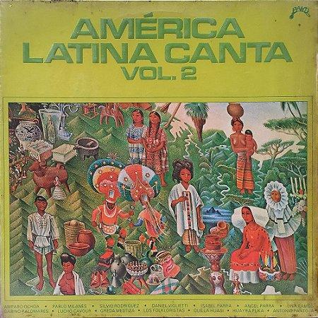 América Latina Canta - Vários - 1980 - América Latina Canta Vol.2