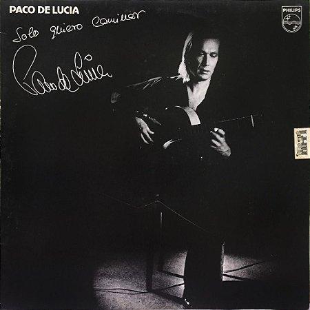 Paco De Lucia - 1981 - Solo Quiero Caminar