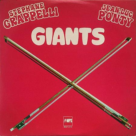 Stephane Grappelli - Jean-Luc Ponty - 1980 - Giants
