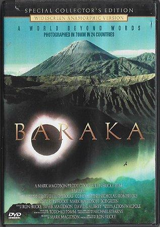 Baraka - 2001 - DVD
