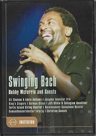 Bobby McFerrin - 2000 - Swiging Bach - DVD