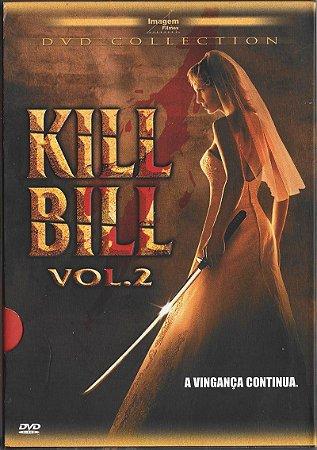 Kill Bill Vol.2 - 2004 - Quentin Tarantino - DVD